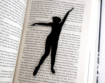 Audrey Hepburn Bookmark | Funny Face | Hand-Cut Silhouette
