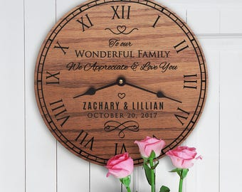Personalized Gift For Future In Law Family - Special Gift for Future In Laws - Gift From Bride to In Law Family - Family in Law Message