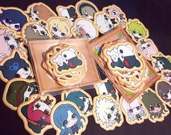 Danganronpa V3   Cookie Stickers