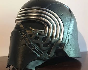 Custom Kylo Ren Helmet/ made to order