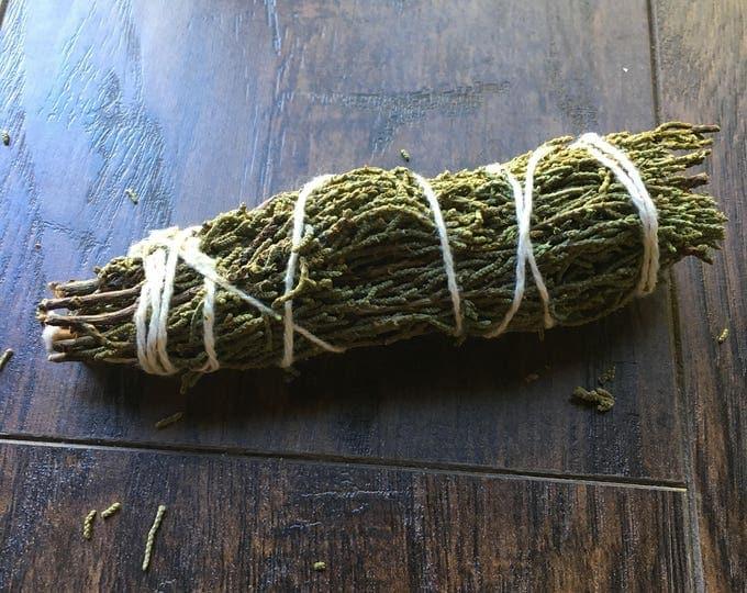 Juniper Sage Smudge Stick