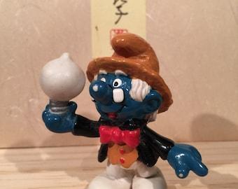 Vintage Historical Smurf - 2.0504 - Thomas Edison