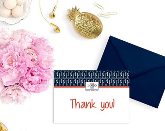 Independent Designer Thank you note card
