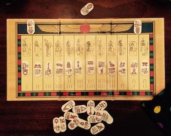 Egyptian Oracle Reading