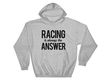 Racing Is Always The Answer