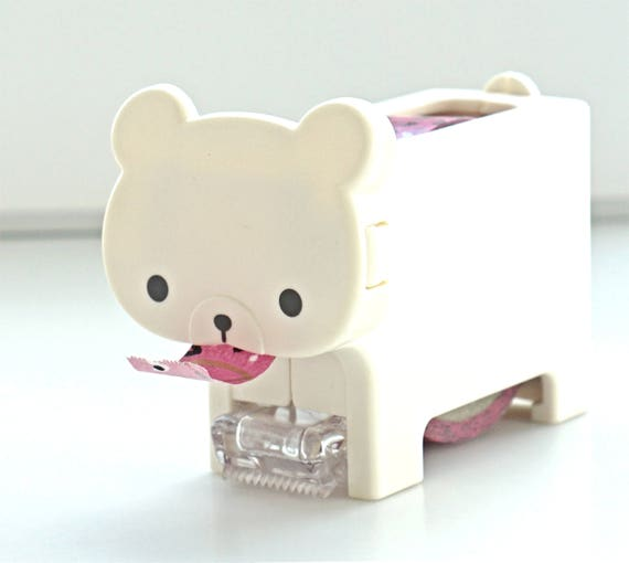 Cute washi tape holder