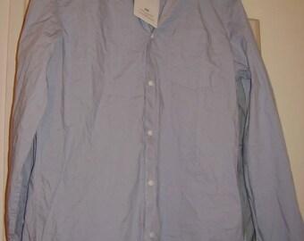 8 shirts men size 38/40 some new - Monoprix Izac, HM, etc.