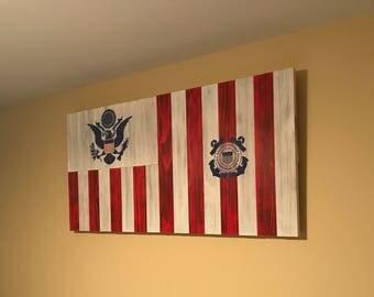 US Coast Guard Ensign