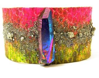 Stardust Galaxy Cuff