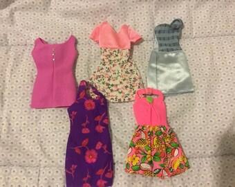 Barbie Lot of Dresses