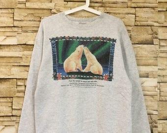 New year sale vintage sweatshirt crewneck jumpers