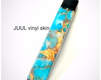 JUUL V1 or V2 skin wrap Summer Stone 1 S621 skin wrap by Jwraps