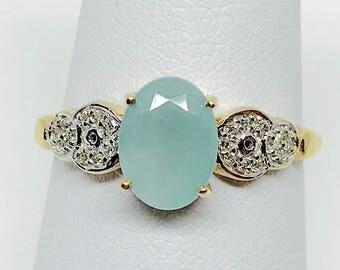 Grandidierite Ring