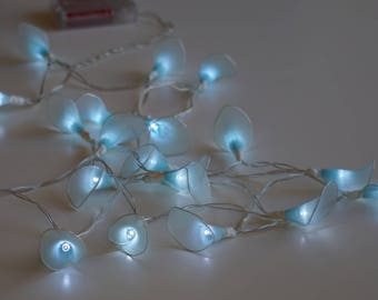 Flower Fairy Lights ; Calla Lily string lights;LED Battery operated