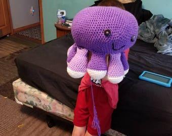 "Large ""Octavian/Octavia"" Octopus."