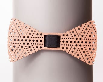 Yeb Rose Gold Bow Tie