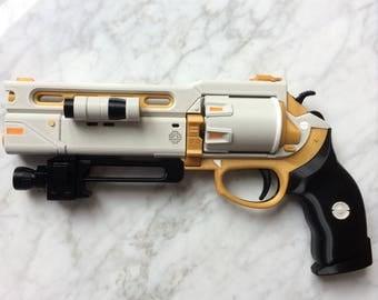 Fatebringer Adept Hand Cannon - Destiny 3D printed