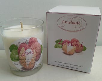 Scented with lychee