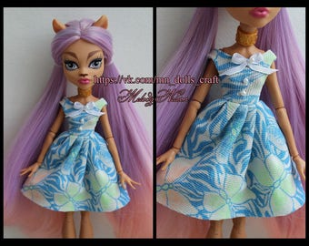 Сlothes/Outfit for Monster High: Dress