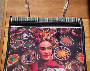 Market Bag, Mexican bag, Beach bag, Multi use bag, Gifts for her,  Reusable bag, Recyclable bag, Eco Friendly, Environment
