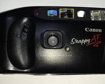 Cannon Snappy AF 35mm Camera
