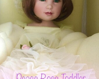 Marie Osmond Peace Rose Toddler