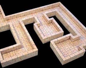 Basic Desert Tomb Set