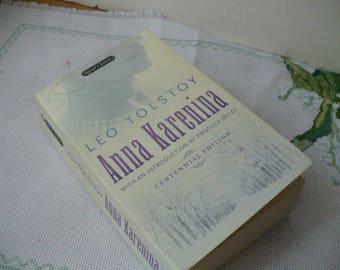 Book Lovers Gift For Reader's, Gift for Reader, Gift for Book Lover, Book Gift, Gift For Teacher, Bookloversgifts4u, Anna Karenina