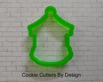 "Carousel Cookie Cutter (4"" tall)"