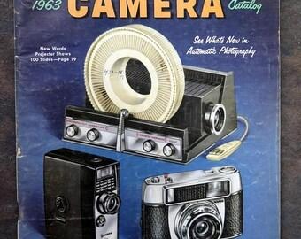 Montgomery Ward 1963 Camera Catalog