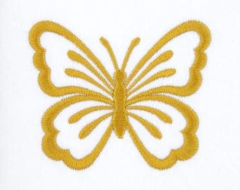 The Little Butterfly Embroidery Design: 2,25x2,7'' Easter