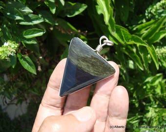 fashion pendants  obsidian jewelry