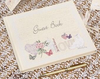 G007 Guest Book