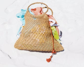 Jute Market / Beach Bag