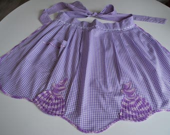 Crochet Crinoline Lady Apron
