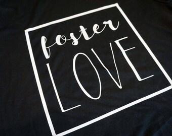 foster love baby bodysuit, onesie