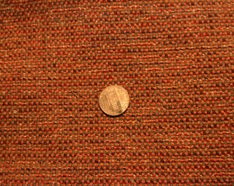 12 tweed maroon upholstery fabric