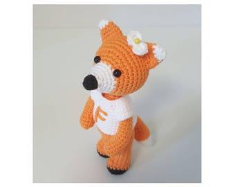 amigurumi Baby Fox