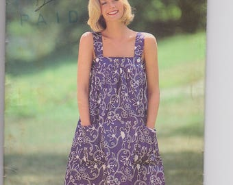 Butterick See and Sew 5799 / Misses Dress / Size 16 / 70's Vintage Sewing Pattern