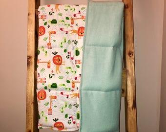 Weighted Blanket- Child/Safari