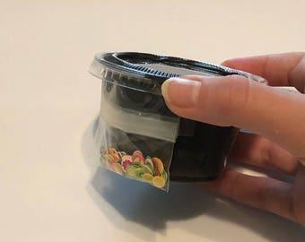 Black butter slime