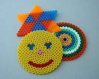 Hama Beads Coasters