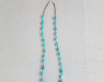 SALE Turquoise Necklace