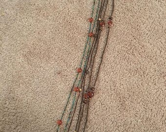 Hand Beaded Necklaces