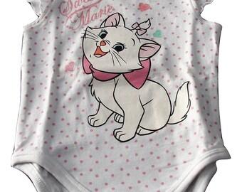 Skinsuit Marie baby girl 6 months (68 cm)