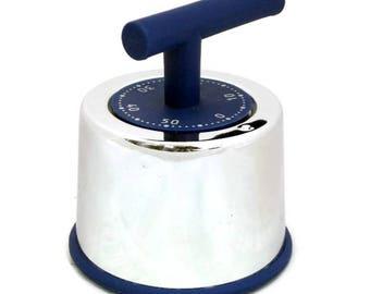Steel kitchen timer