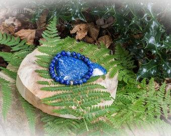 Lapis Lazuli 8mm Beads Bracelet