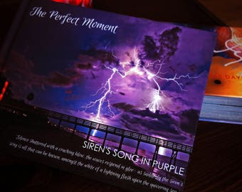 The Perfect Moment Coffee Table Book (Pre-order by 7/31/2017 for delivery by 8/31/2017)