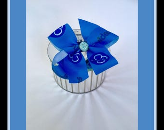 Girl Guides small boutique bow.