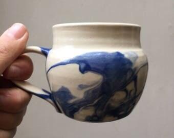 Swirl Espresso Mug